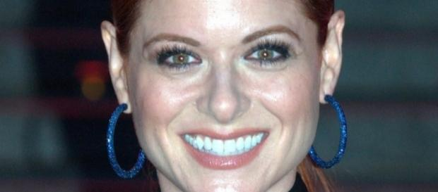 Debra Messing/ Photo via David Shankbone, Flickr