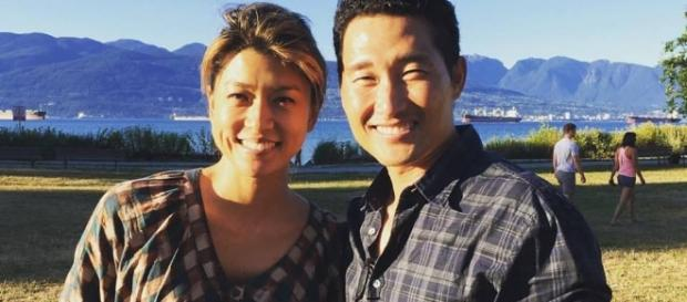 """Grace Park and Daniel Dae Kim don't mind a change of scenery in Canada after leaving 'Hawaii Five-O."""" [Image via Facebook/Daniel Dae Kim]"""