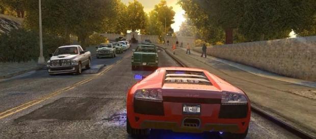 Grand Theft Auto - Image via TirexiHD/YouTube Screencap