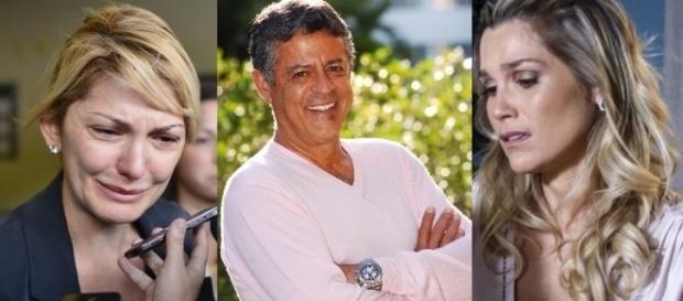 Justiça determina quem tem direito a herança de Marcos Paulo. Antônia Fontenelle e Flávia Alessandra brigavam na Justiça.