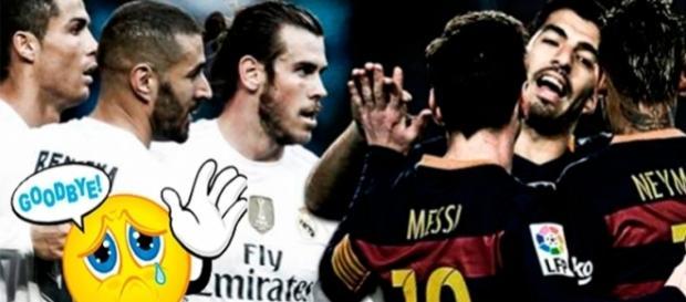 La famosa BBC del Real Madrid parece también destinada a desaparecer