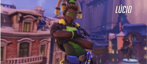 "Lucioball will also be offering Competitive points in ""Overwatch"" (via YouTube/PlayOverwatch)"