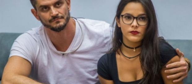 Marcos viveu um romance com Emilly no ''BBB17''