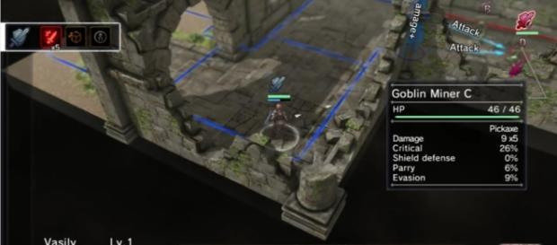 """""""Natural Doctrine"""" has a unique and complex gameplay that is flawed by the rest of it - YouTube/Cerealkillerz screencap"""