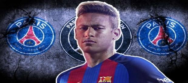 Neymar entre dans la légende et intègre le PSG contre 222 millions d'euros.