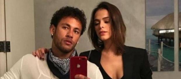 Neymar não se esqueceu do aniversário de Bruna