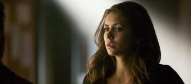 "Nina Dobrev is seriously coy about a ""Vampire Diaries"" comeback. Photo: CW"