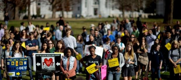 Students throughout the US are demanding more rights these days