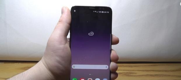 Samsung Galaxy S8 - YouTube/AppFind Channel