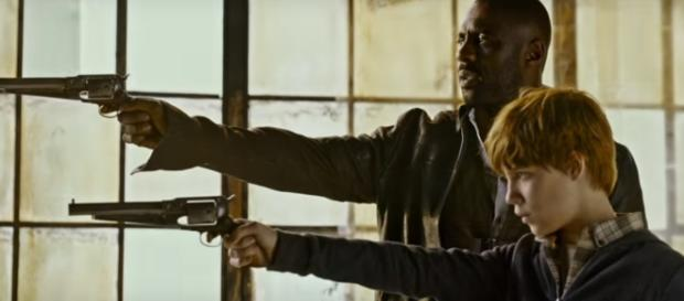 The Dark Tower, Idris Elba- (Youtube/Sony Pictures Entertainment)