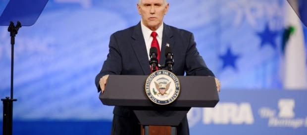 "Vice President Mike Pence at CPAC 2017 | Michael Richard ""Mi… 