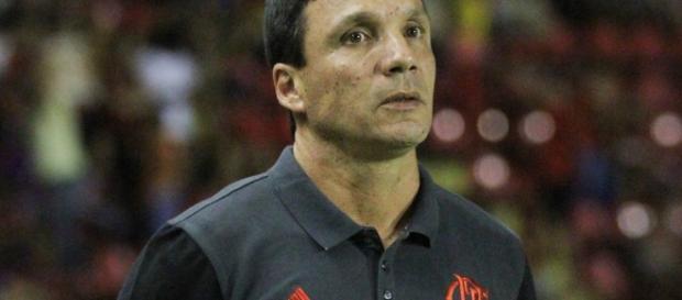 Zé Ricardo segue pressionado no comando do Flamengo