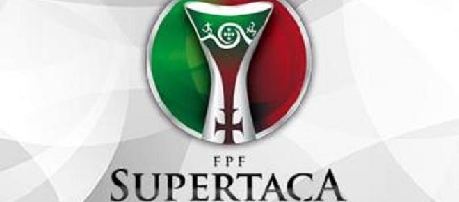 SL Benfica 3 - Vitória de Guimarães 1: Resumo do jogo da Supertaça