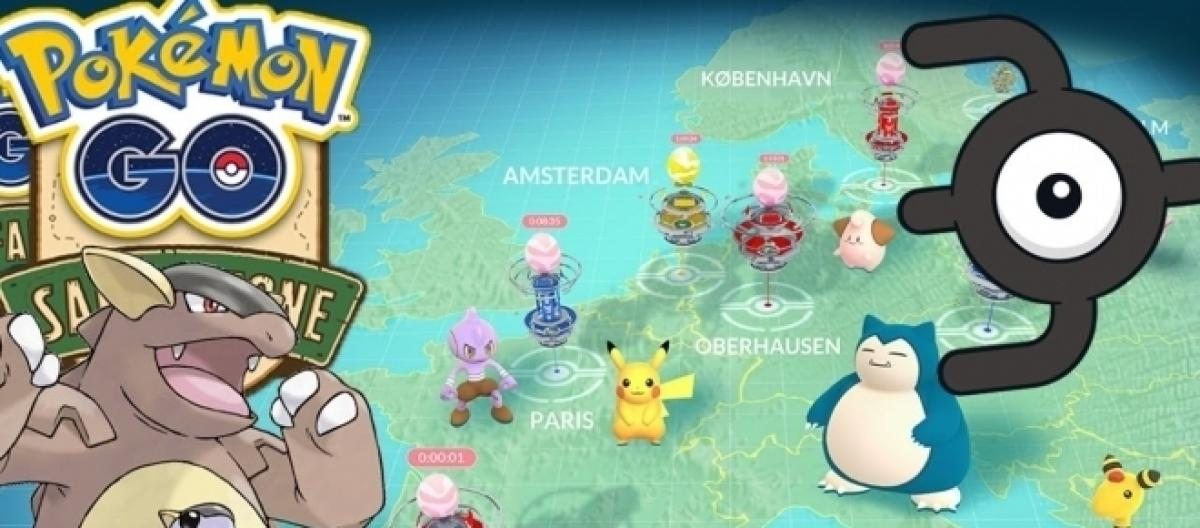 Pokemon Go' region-exclusive Kangaskhan, Unown and others seen in Europe