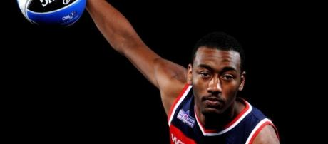 John Wall thins that Kyrie Irving got tired of playing second to LeBron James (via Facebook/John Wall Official)
