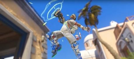 """Lucioball in """"Overwatch"""" will arrive with a Competitive version and will also offer Competitive points (Image - YouTube/PlayOverwatch)"""