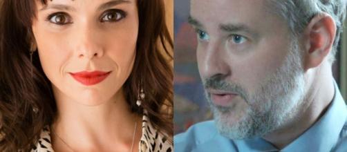 ''A Força do Querer'': Irene e Eugênio