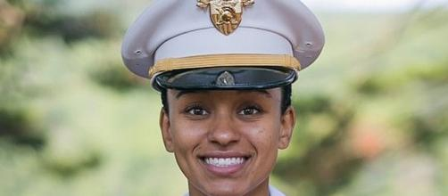 Cadet Simone Askew becomes First Captain at West Point's Corps of Cadets [Image:U.S. Army]