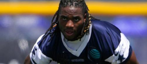 Dallas Cowboys working Jaylon Smith back slowly- Photo: YouTube