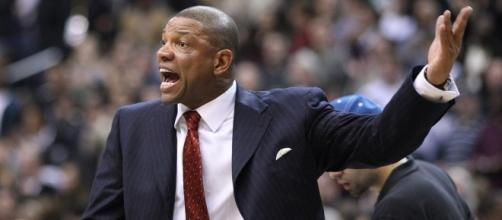 Doc Rivers by Keith Allison via Flickr