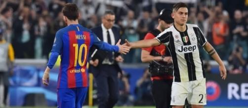 Dybala au Barça avec son ami Messi?