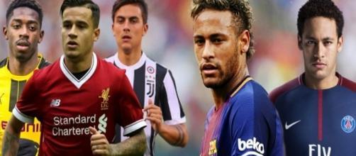 el Barcelona necesita un delantero ante la salida de Neymar