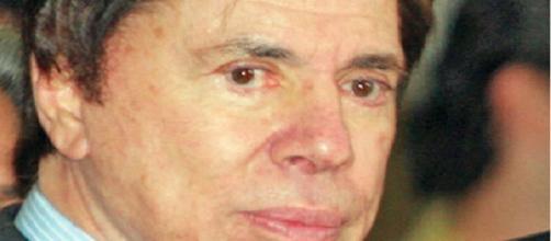 Em momento raro, Silvio Santos se emociona com Carlos Alberto de Nóbrega