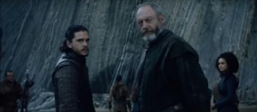 'Game of Thrones' Season 7: Ser Davos Seaworth / Photo via The Genie, www.youtube.com