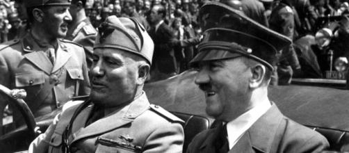 Hitler and Mussolini June 1940 - Image via Wiki Commons (Free)