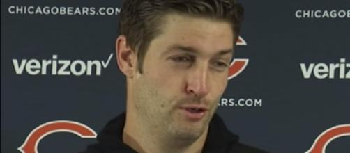 Jay Cutler expressed interest in joining the Miami Dolphins -- Official Chicago Bears via YouTube