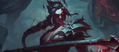 Kayn, nuevo campeón de League of Legends