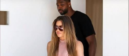 Khloe and Tristan get new spin-off series - (Image credit: YouTube| TMZ Live)