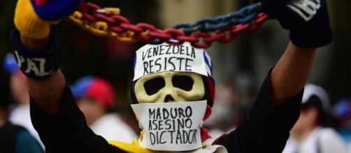 La oposición continúa su lucha en las calles. Imagen de rtve.es