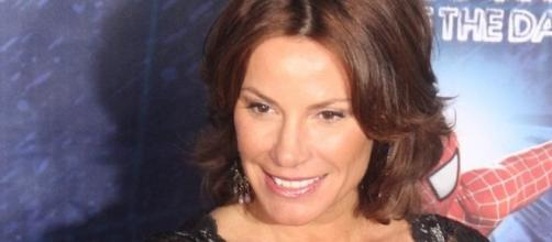 Luann de Lesseps spotted in the Hamptons after confirmation of divorce from Tom D'Agostino - Image by Joella Marano, Flickr