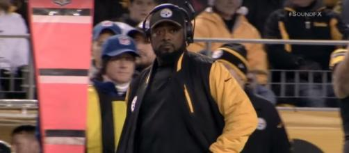 Mike Tomlin receives two-year contract extension with Steelers - (Image credit: YouTube| NFL)
