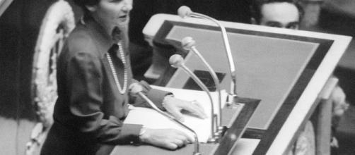 Mme Simone Veil, au cours des débats parlementaires sur la loi légalisant l'IVG