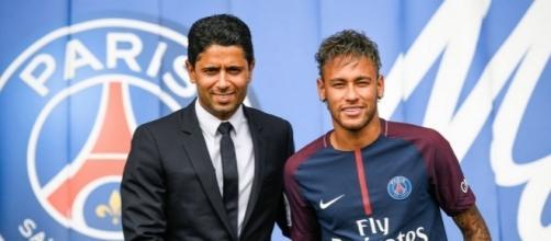 Neymar - PSG: Vive les mariés!