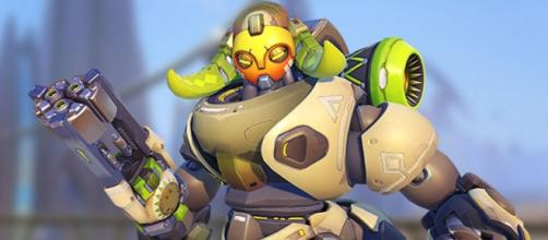 "Orisa is among the heroes in ""Overwatch"" with low pick rates (via YouTube/PlayOverwatch)"