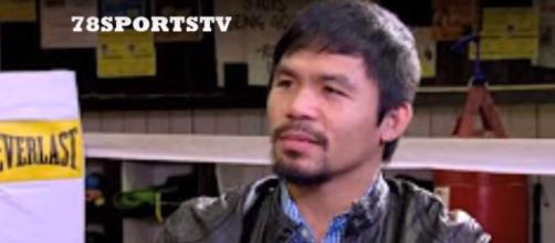 Pacquiao skips retirement for a rematch with Jeff Horn - (Image credit: YouTube| 78SportsTV)