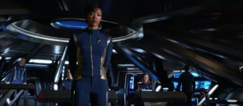 Star Trek Discovery. First Officer Michael Burnham- (YouTube/Film Select)
