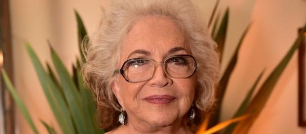 A atriz brasileira Nathalia Timberg