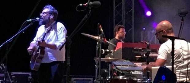 Brunori Sas in concerto a Trani per Fuori Museo 1