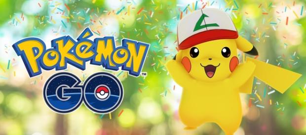 Happy Birthday, Pokémon GO! - Pokémon GO - nianticlabs.com