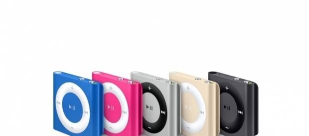 iPod shuffle Gold - Apple - apple.com