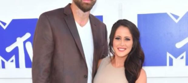 Jenelle Evans and David Eason--Image via TheFame/YouTube