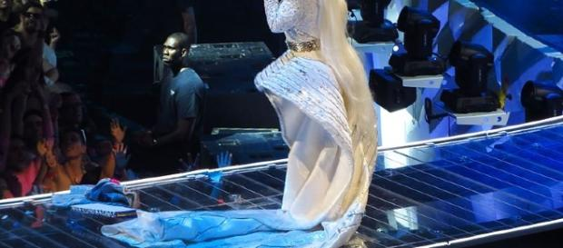 Lady Gaga's concert fashion is remarkable / Photo via proacguy1, Wikimedia Commons