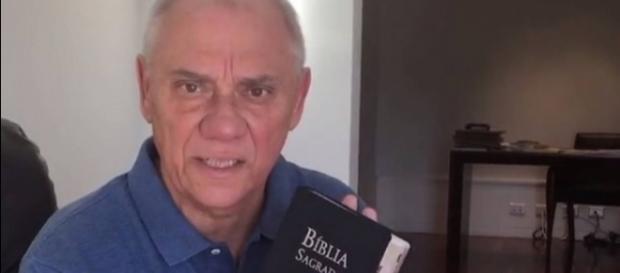 Marcelo Rezende continua com sua luta intensa