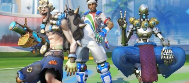 'Overwatch' Lucioball will help players get golden guns(rifty/YouTube Screenshot)