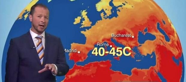 Southern Europe is experiencing a severe heat wave [Image: YouTube/Cute Girl]