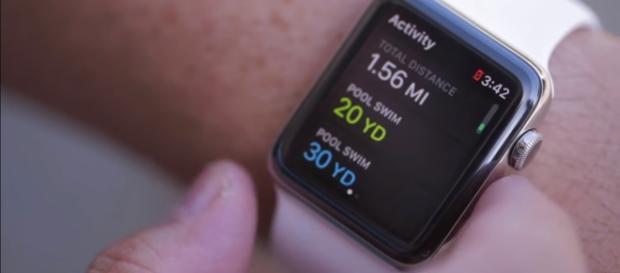 The Apple Watch 2 was released in 2015. (via TechCrunch/Youtube)